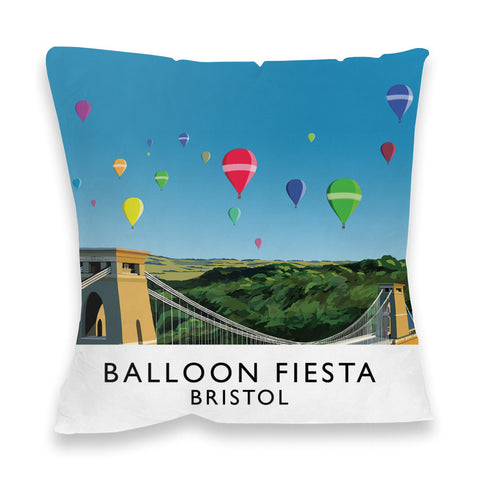Balloon Fiesta, Bristol Fibre Filled Cushion