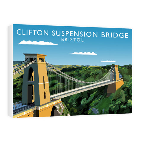 Clifton Suspension Bridge, Bristol 60cm x 80cm Canvas