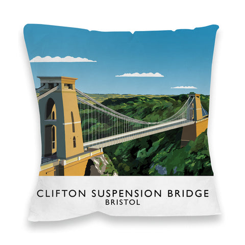 Clifton Suspension Bridge, Bristol Fibre Filled Cushion