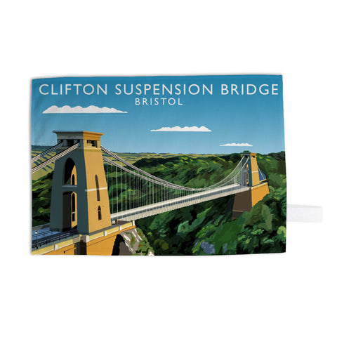 Clifton Suspension Bridge, Bristol Tea Towel