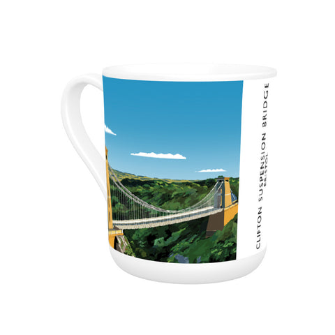 Clifton Suspension Bridge, Bristol Bone China Mug