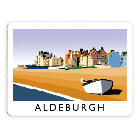 Aldeburgh, Suffolk Placemat