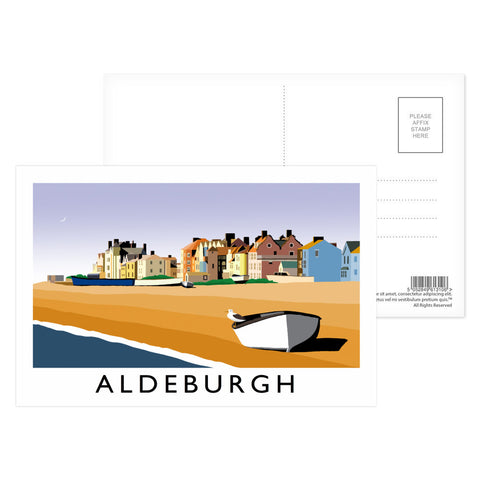 Aldeburgh, Suffolk Postcard Pack