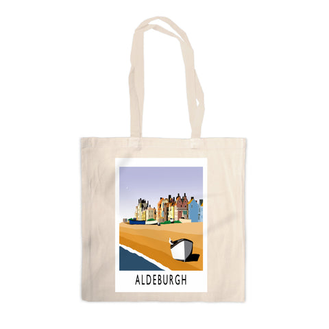 Aldeburgh, Suffolk Canvas Tote Bag