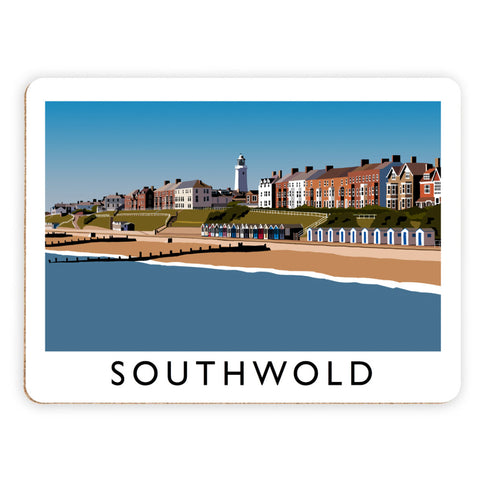 Southwald, Suffolk Placemat