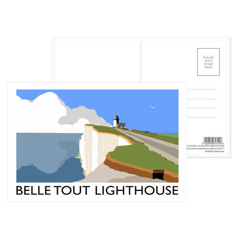 Belle Tout Lighthouse, Sussex Postcard Pack