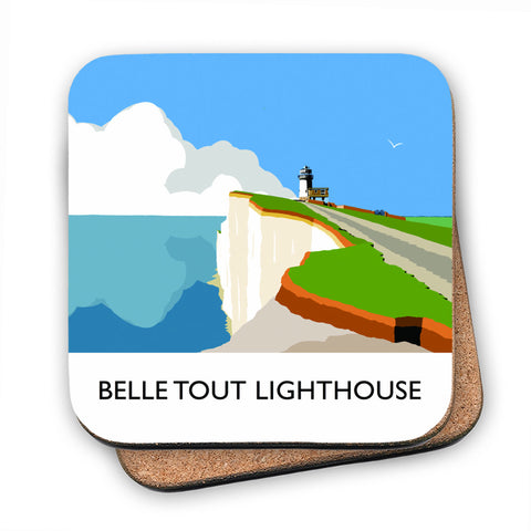 Belle Tout Lighthouse, Sussex MDF Coaster