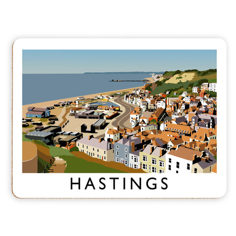 Hastings, Sussex Placemat