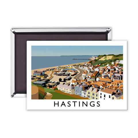 Hastings, Sussex Magnet