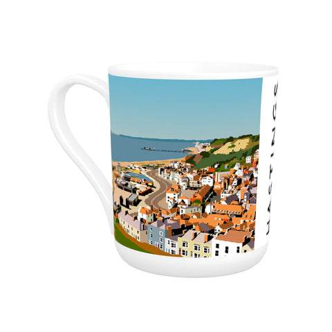 Hastings, Sussex Bone China Mug