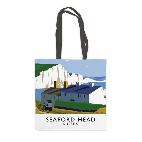 Seaford Head, Sussex Premium Tote Bag