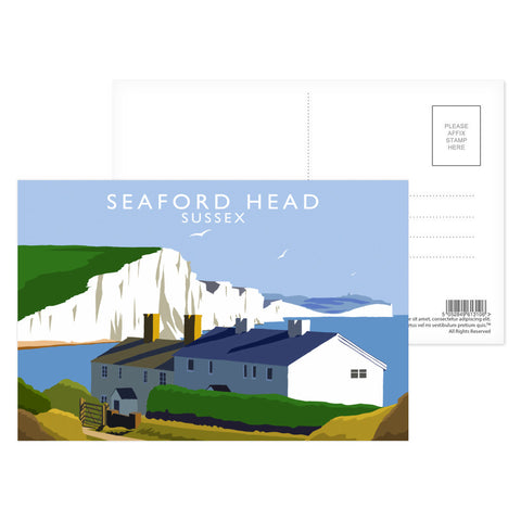 Seaford Head, Sussex Postcard Pack