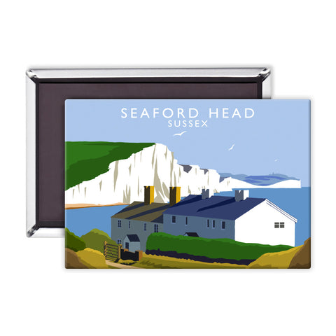 Seaford Head, Sussex Magnet