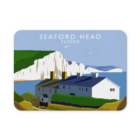 Seaford Head, Sussex Mouse Mat