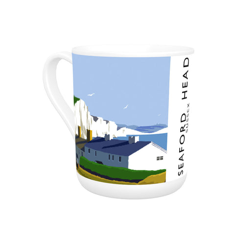 Seaford Head, Sussex Bone China Mug