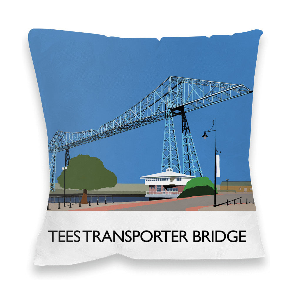 Middlesbrough Fibre Filled Cushion