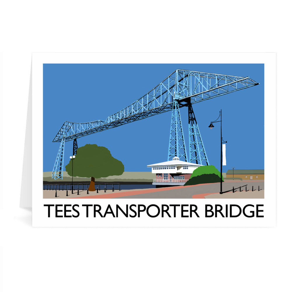Middlesbrough Greeting Card 7x5
