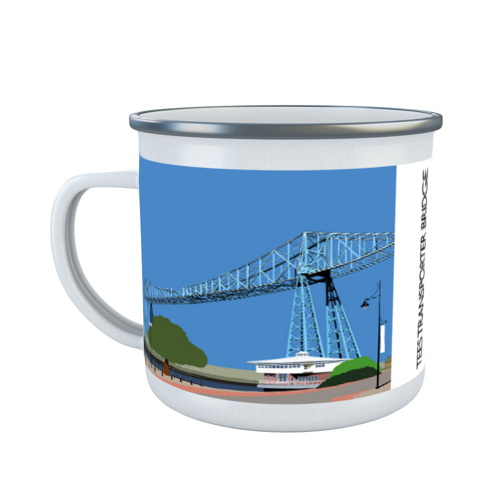 Middlesbrough Enamel Mug