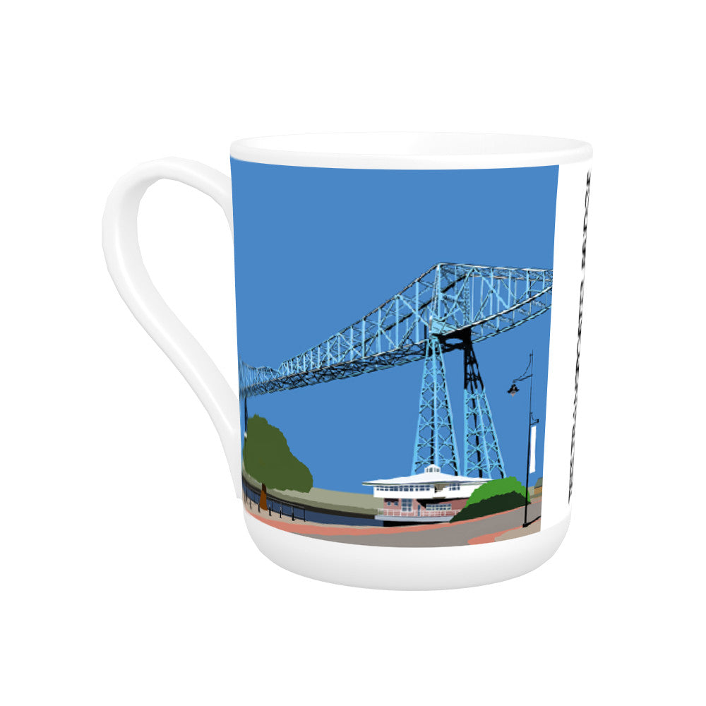 Middlesbrough Bone China Mug