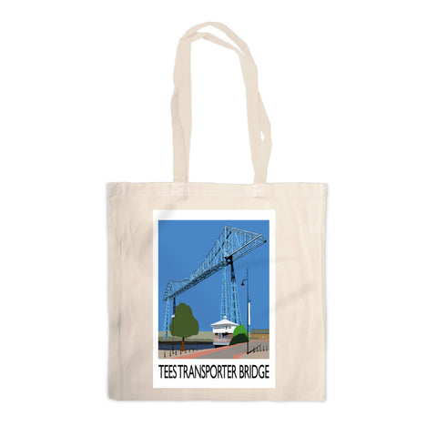 Middlesbrough Canvas Tote Bag