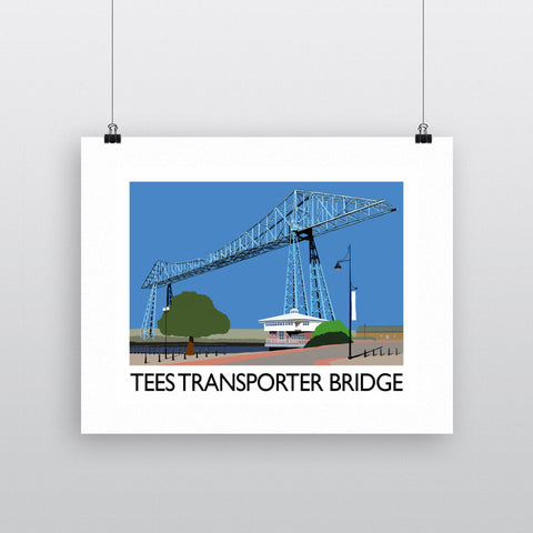 Middlesbrough Fine Art Print