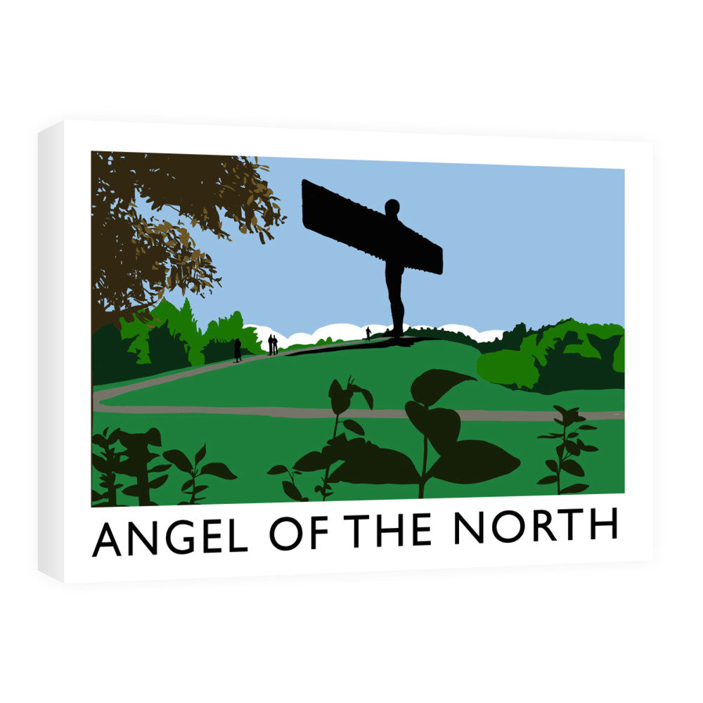 The Angel of the North, Gateshead Canvas