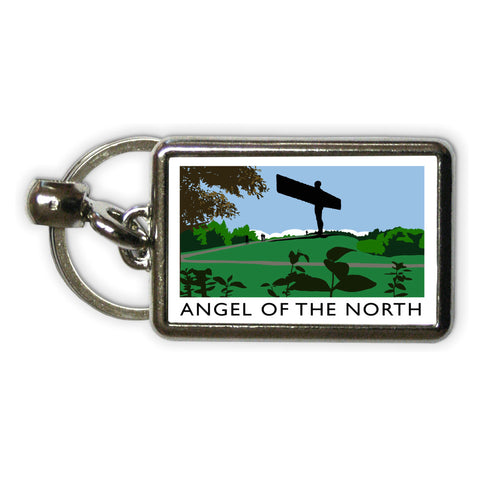The Angel of the North, Gateshead Metal Keyring