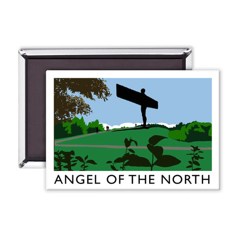 The Angel of the North, Gateshead Magnet