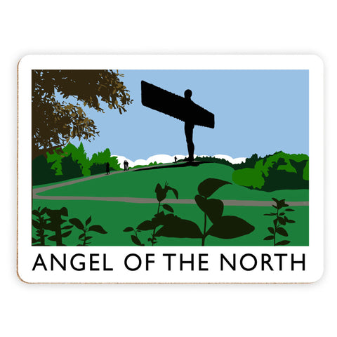 The Angel of the North, Gateshead Placemat