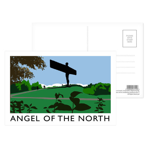 The Angel of the North, Gateshead Postcard Pack