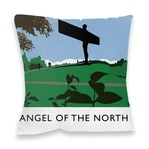 The Angel of the North, Gateshead Fibre Filled Cushion