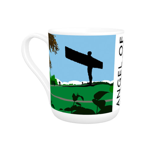 The Angel of the North, Gateshead Bone China Mug