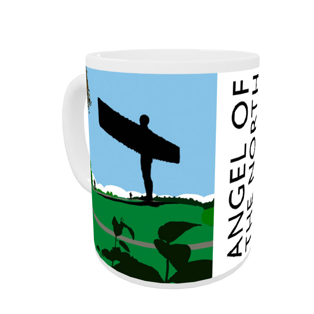 The Angel of the North, Gateshead Coloured Insert Mug