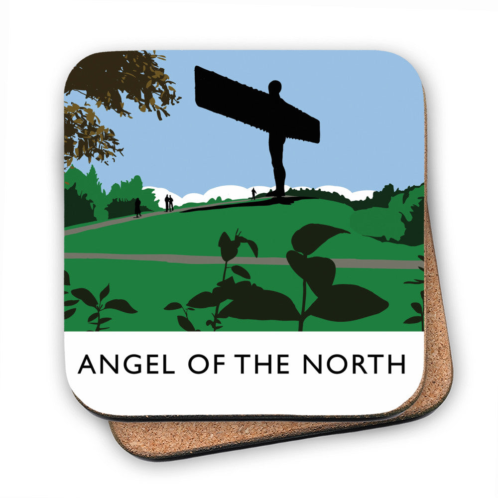 The Angel of the North, Gateshead MDF Coaster