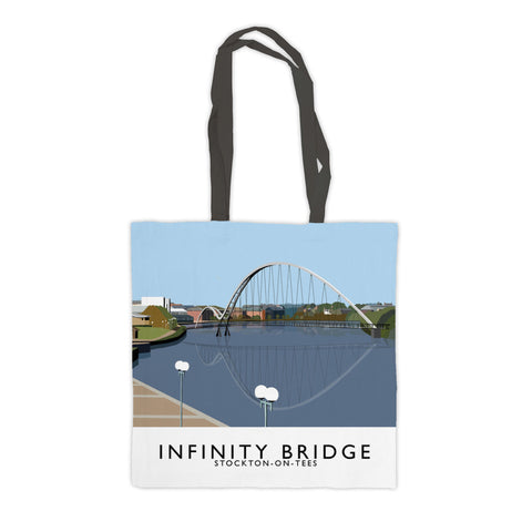 Infinity Bridge, Stockton on Tees Premium Tote Bag
