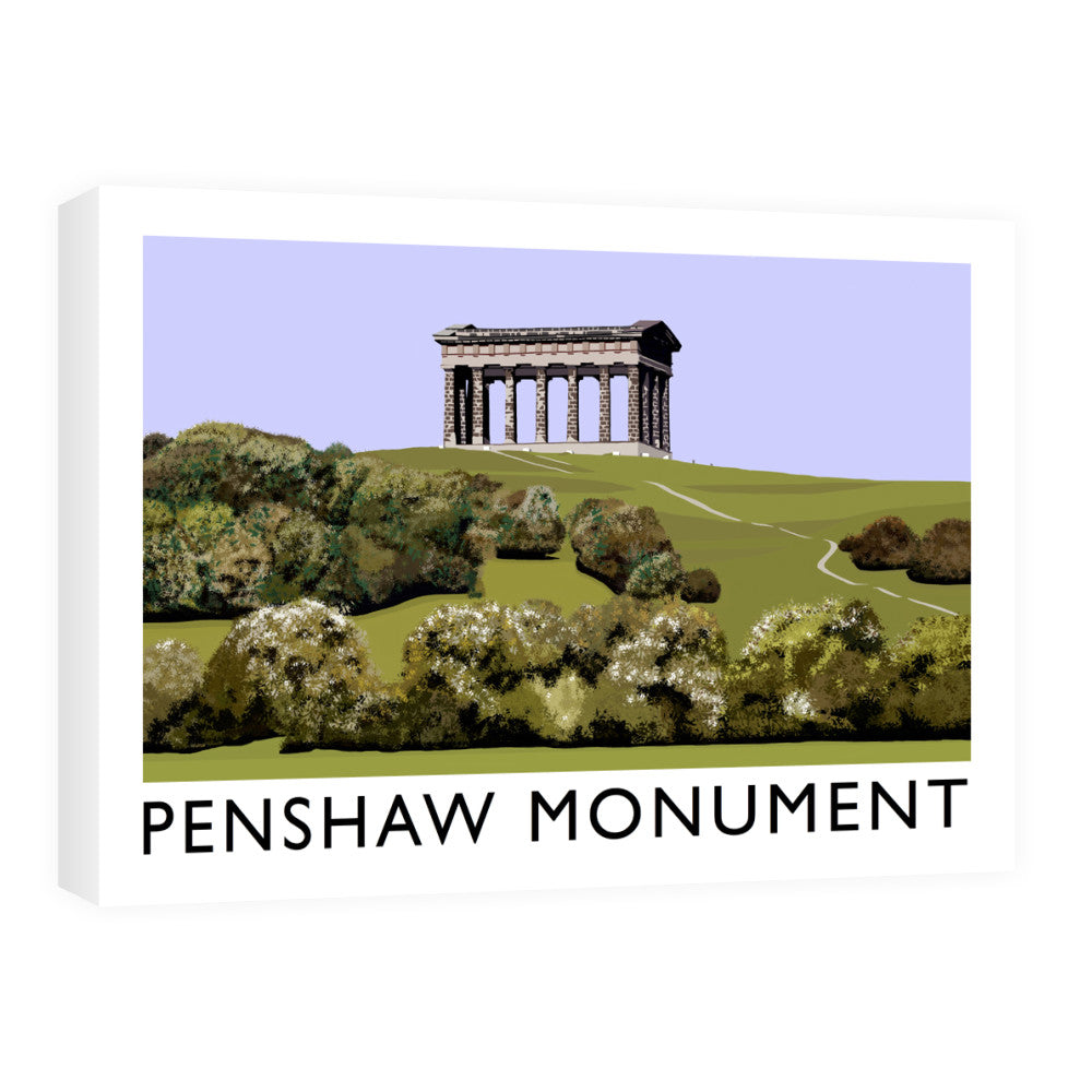 The Penshaw Monument Canvas