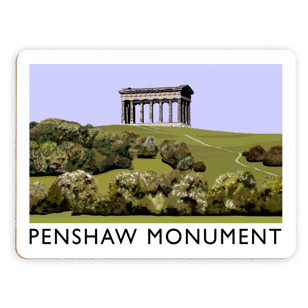 The Penshaw Monument Placemat
