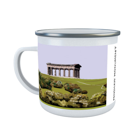 The Penshaw Monument Enamel Mug