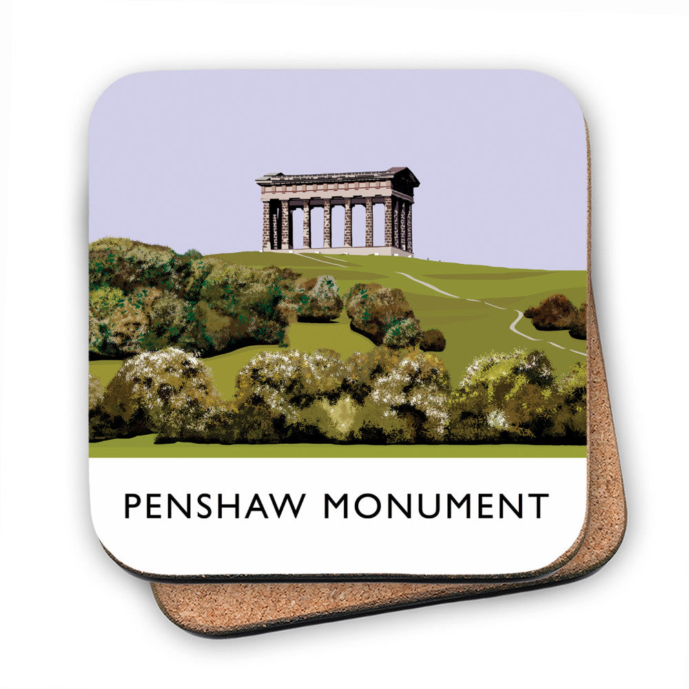 The Penshaw Monument MDF Coaster