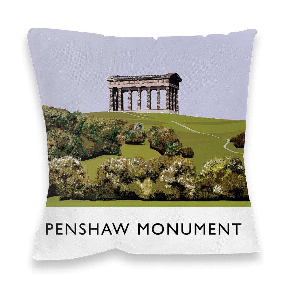 The Penshaw Monument Fibre Filled Cushion