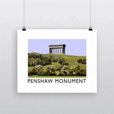The Penshaw Monument Fine Art Print