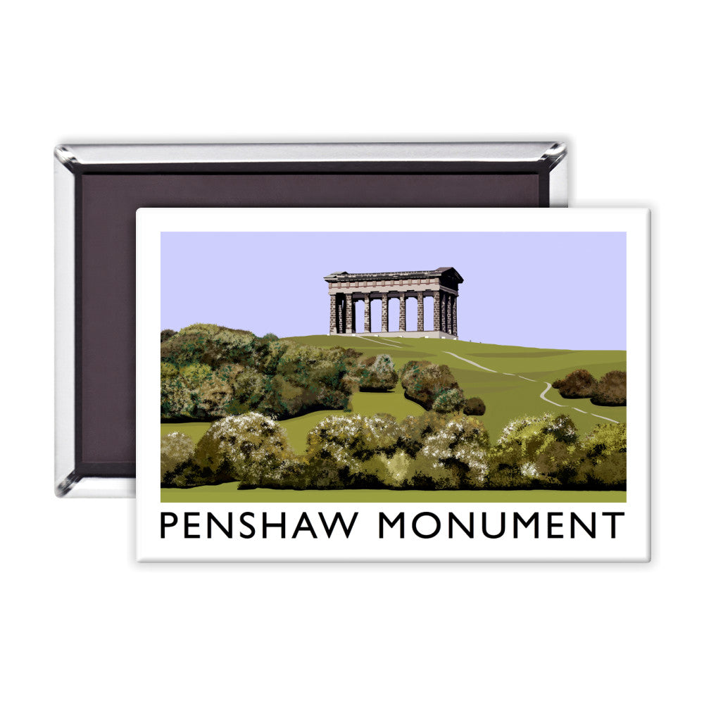 The Penshaw Monument Magnet