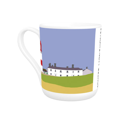 The Souter Lighthouse, Tyne and Wear Bone China Mug