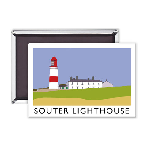The Souter Lighthouse, Tyne and Wear Magnet