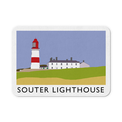 The Souter Lighthouse, Tyne and Wear Mouse Mat