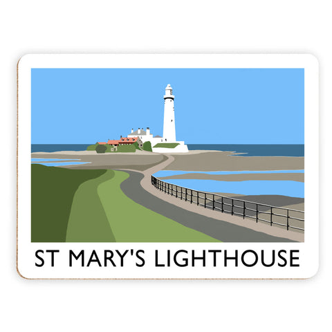 St Mary's Lighthouse, Whitley Bay Placemat