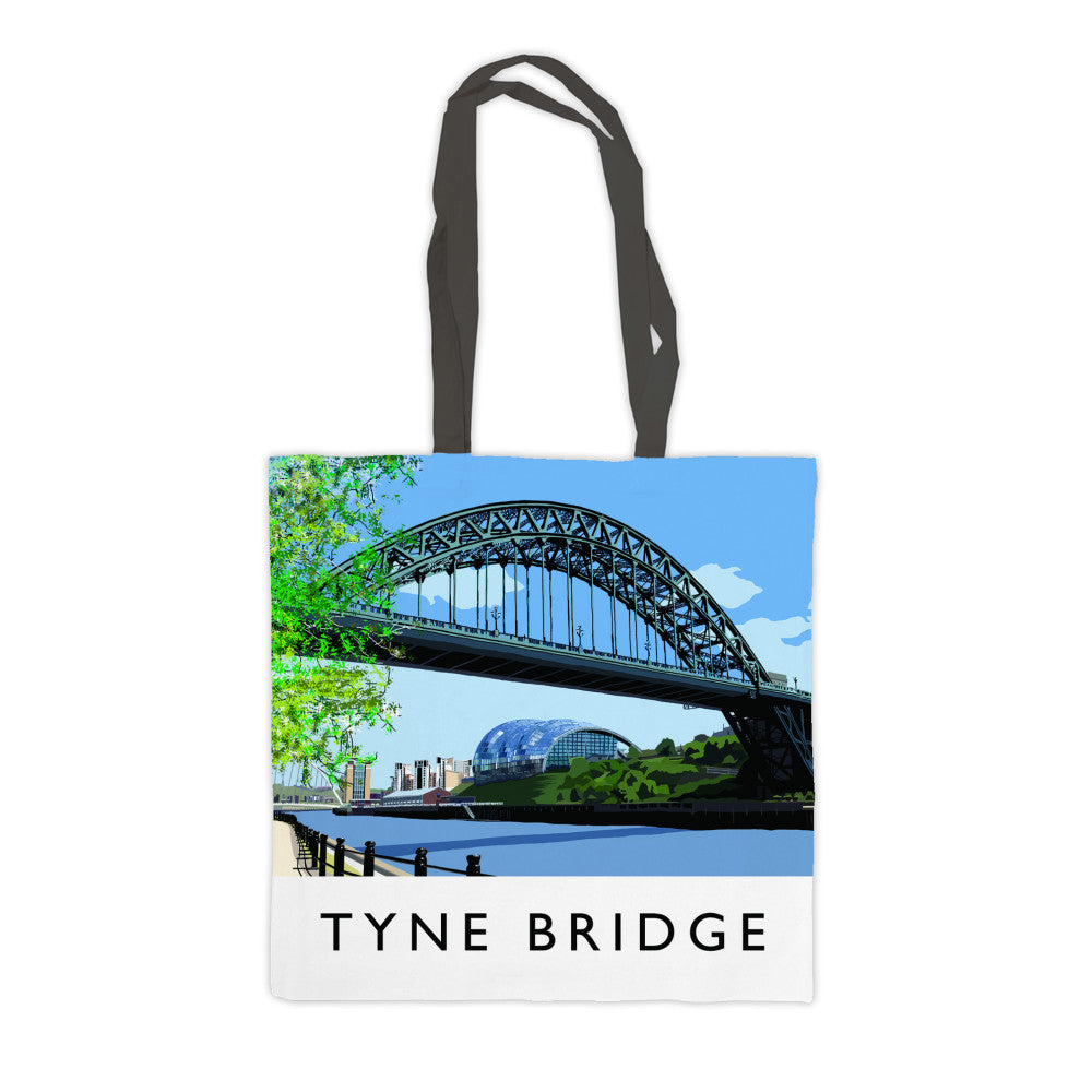 The Tyne Bridge, Newcastle Upon Tyne Premium Tote Bag