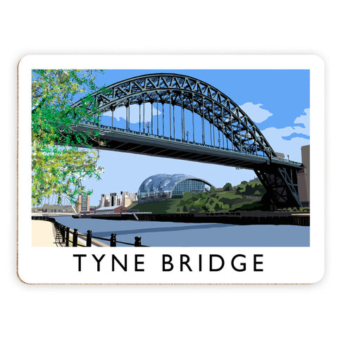The Tyne Bridge, Newcastle Upon Tyne Placemat