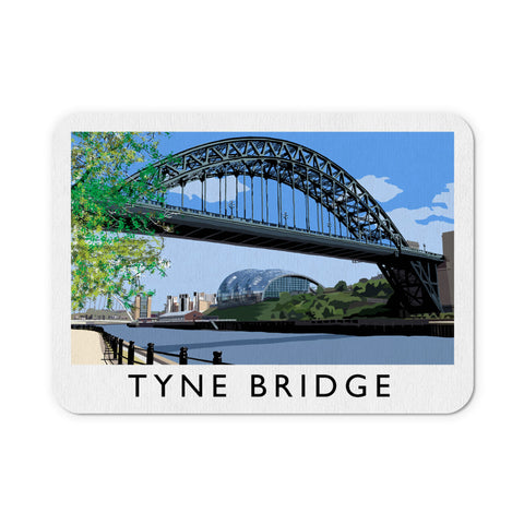 The Tyne Bridge, Newcastle Upon Tyne Mouse Mat