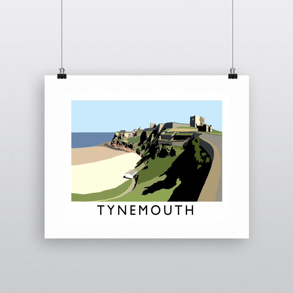 Tynemouth, Tyne and Wear Fine Art Print